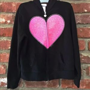 Girl's Sweatshirt jacket